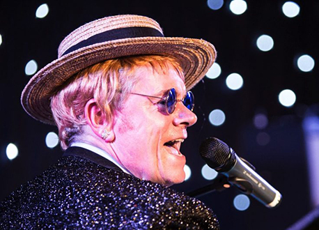 Elton John Tribute by Steve Morris