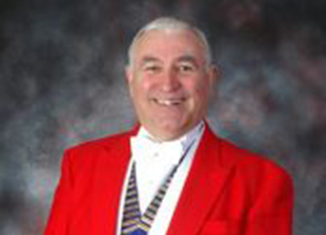George Phillips master of ceremonies profile image