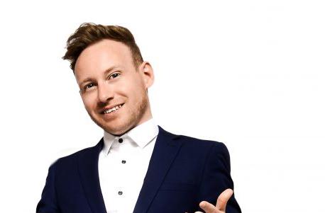 Mark Andrew Smith vocalist profile image