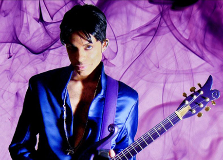 Mark Anthony As Prince With his Guitar profile image