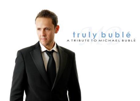 Michael Buble tribute vocalist Paul profile image