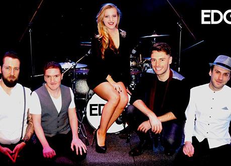 Off the Edge Live Band profile image