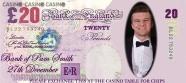 Optimized 20 Pound Funny Money