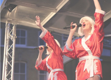 Santa Sisters Profile Image