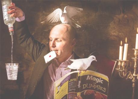 Scoop Magician profile image