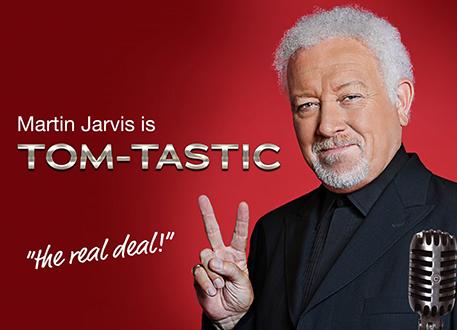 Tom Jones Tribute by Martin Jarvis profile image