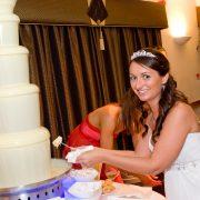 WeddingBrideWhiteChocolateFountain3 180x180 1