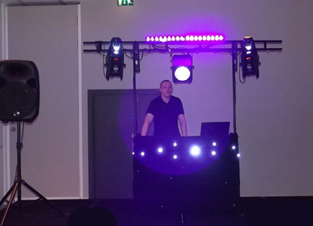 Steve P DJ Profile image